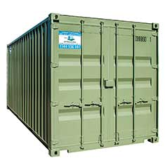 20ft A grade shipping container