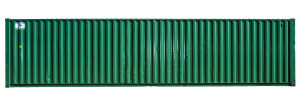 40ft shipping container dimensions