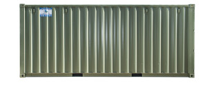 20FT SHIPPING CONTAINER SIDE