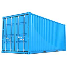 Buy a Brand New 20ft shipping container
